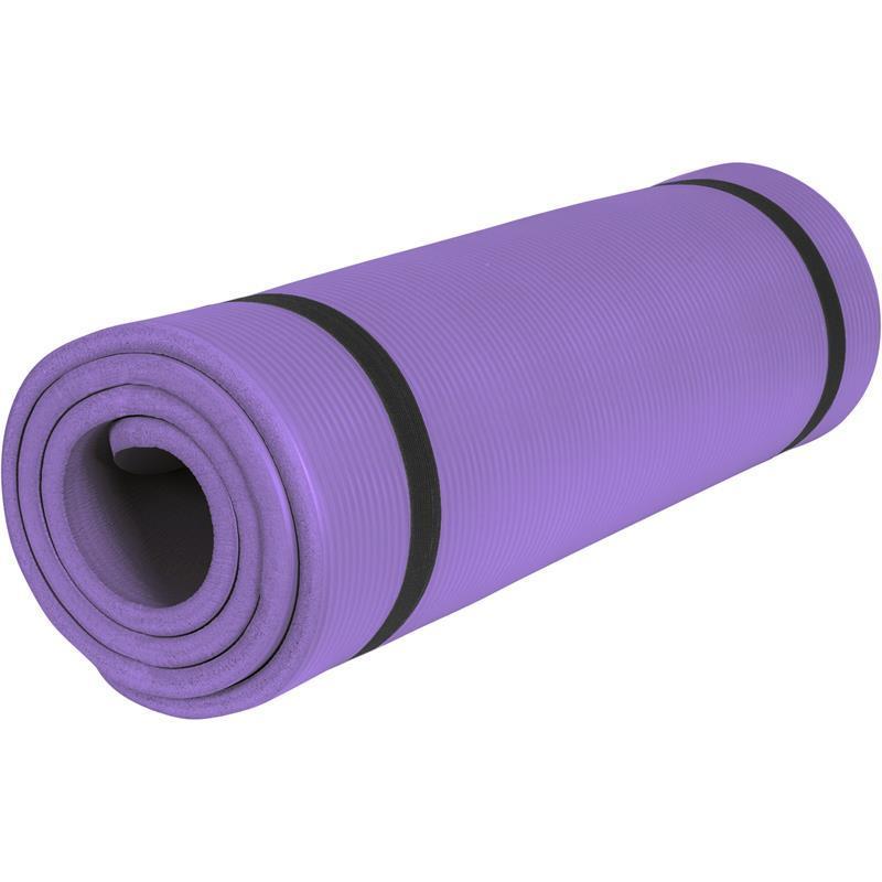 Постелка за йога NBR Profi – малка