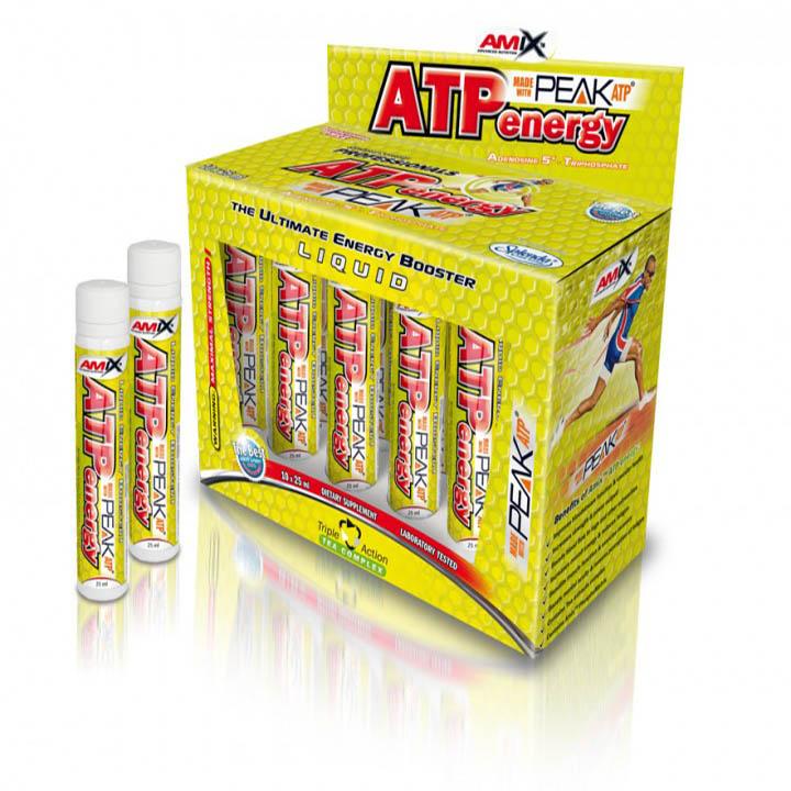 ATP Energy Liquid 25 мл. / 10 амп.