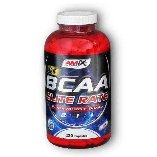 BCAA Elite Rate 220 Капс.