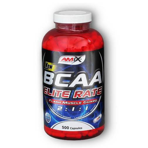 BCAA Elite Rate 500 Капс.