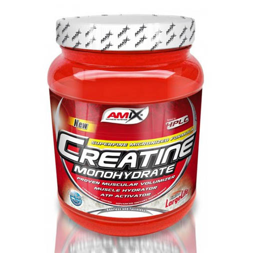 Creatine Monohydrate Powder 0.5кг