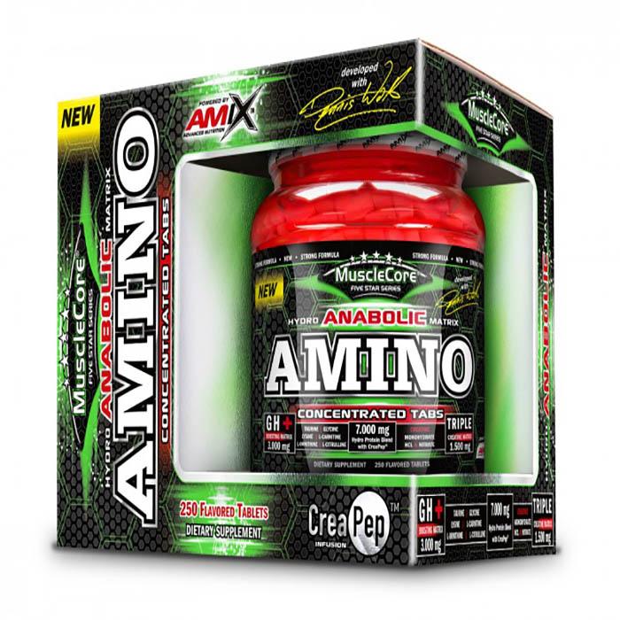 Anabolic Amino with CreaPep 250 Табл.