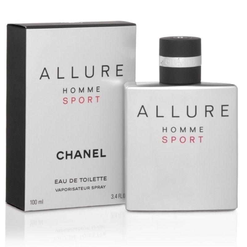 Chanel Allure Homme Sport-тоалетна вода за мъже-50 мл.