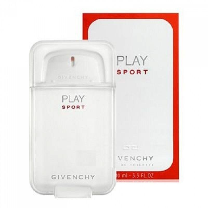 Givenchy Play Sport – тоалетна вода 100 мл.- Тестер