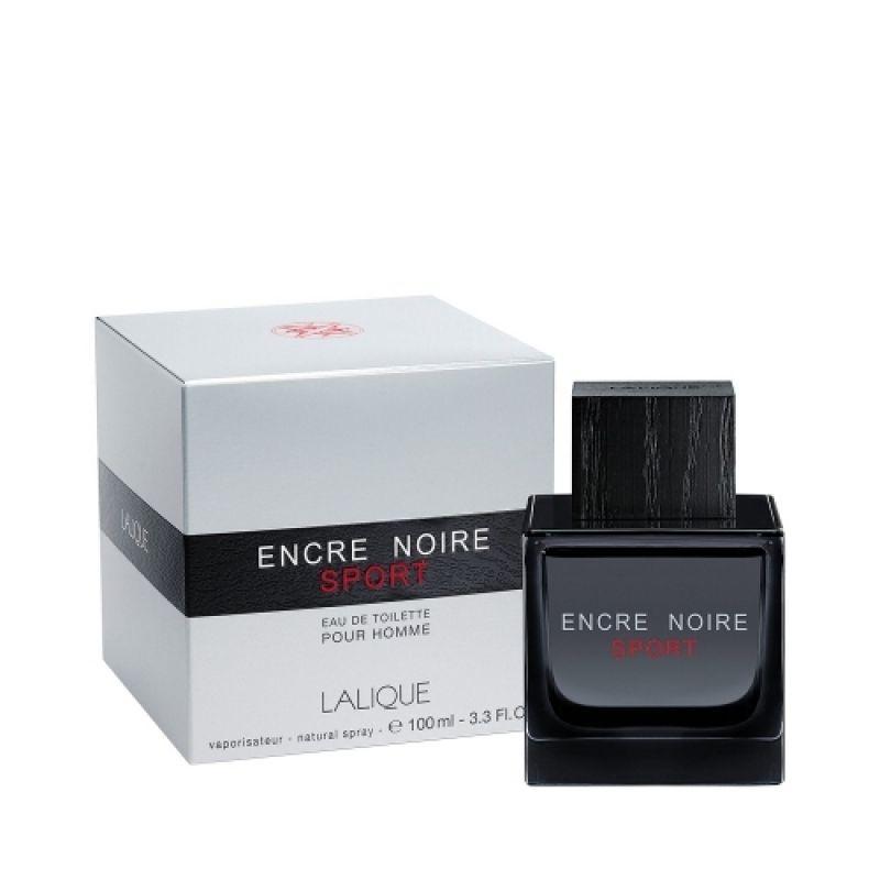 Lalique Encre Noir Sport- тоалетна вода за мъже 100 мл.
