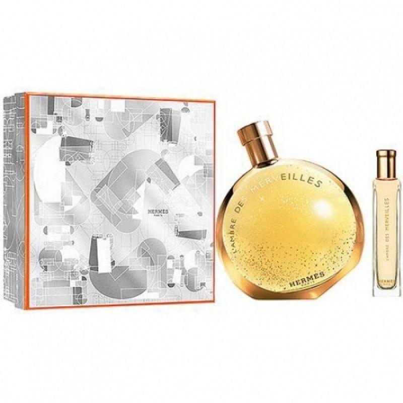 Hermes L' Ambre des Merveilles- парфюм за жени 100 мл.+ 15 мл.