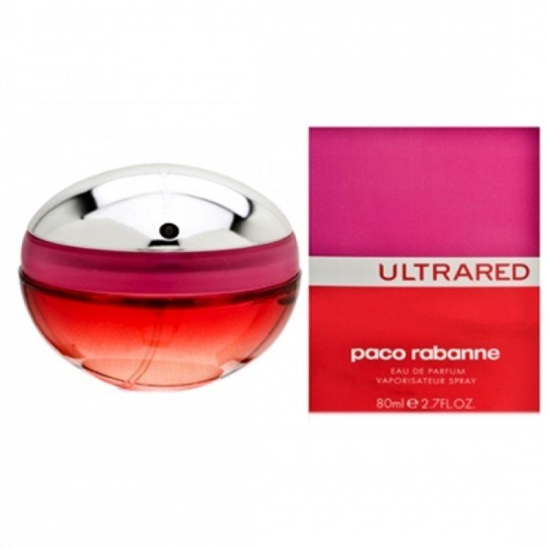 Paco Rabanne Ultrared- парфюм за жени 80 мл.- Тестер