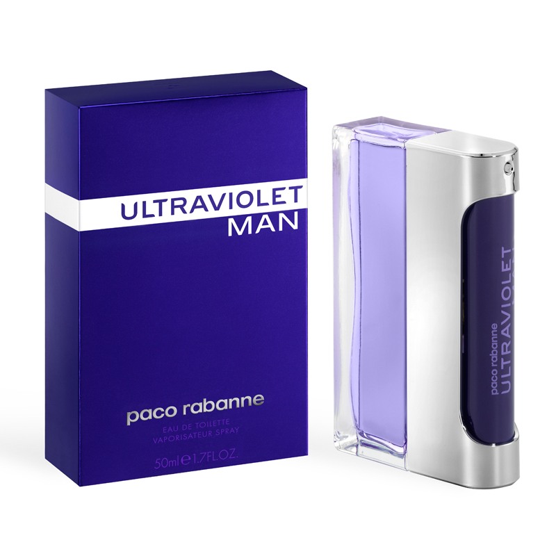 Paco Rabanne Ultraviolet- тоалетна вода за мъже 100 мл.