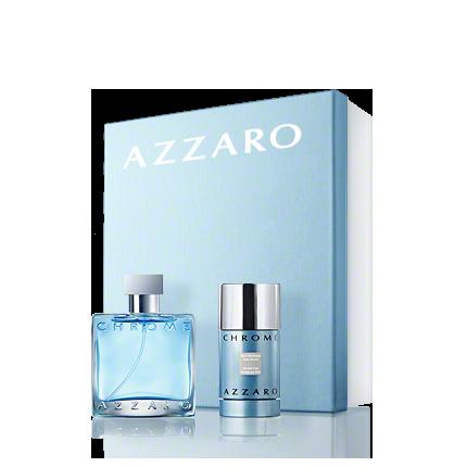 Azzaro Chrome EDT 50 ml  +  Deostick 75 ml H SET