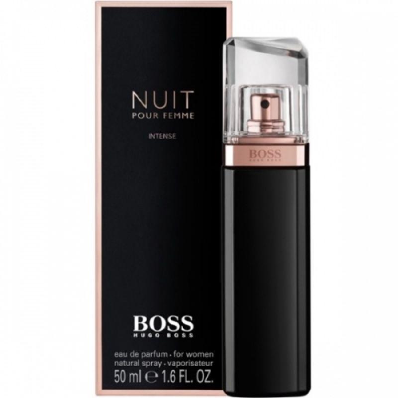 Hugo Boss Nuit Intense- парфюм за жени 75 мл.- Тестер