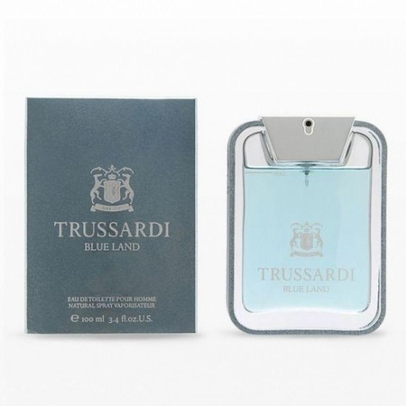 Trussardi Blue Land- тоалетна вода за мъже 100 мл.- Тестер