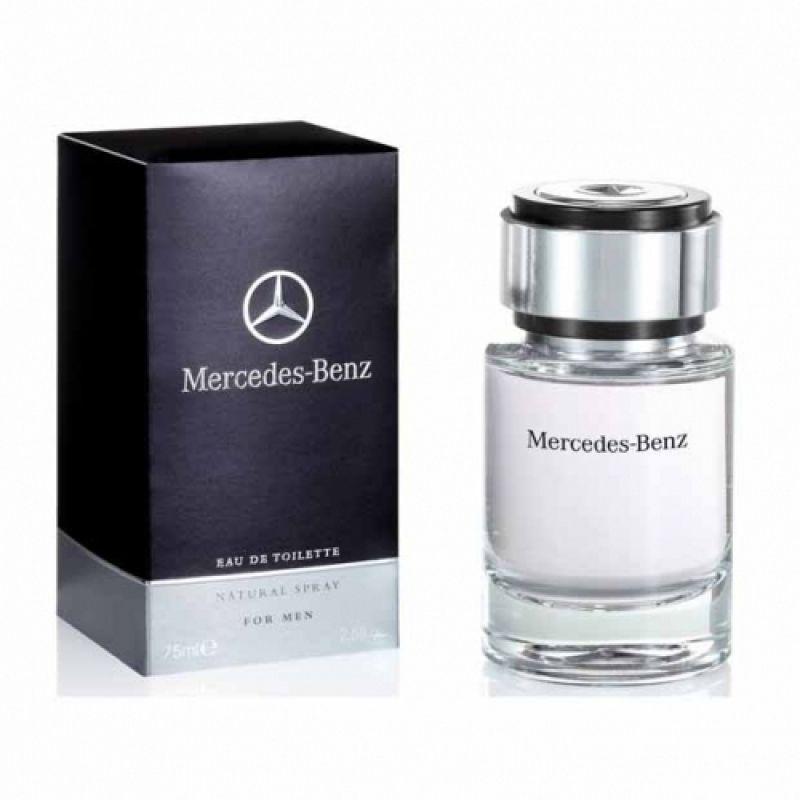 Mercedes Benz- тоалетна вода за мъже 120 мл.- Тестер
