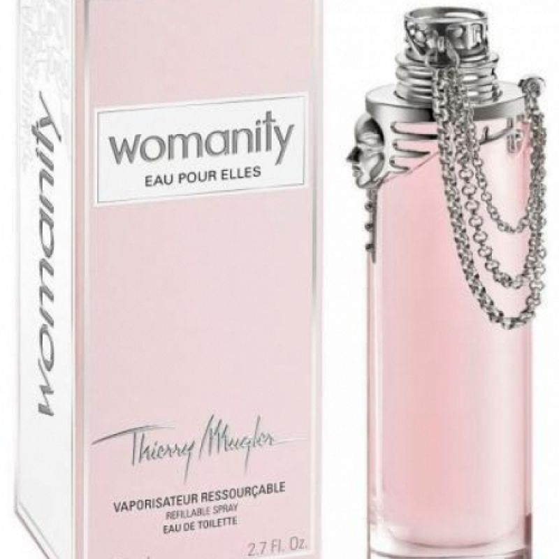Thierry Mugler Womanity- парфюм за жени 80 мл.