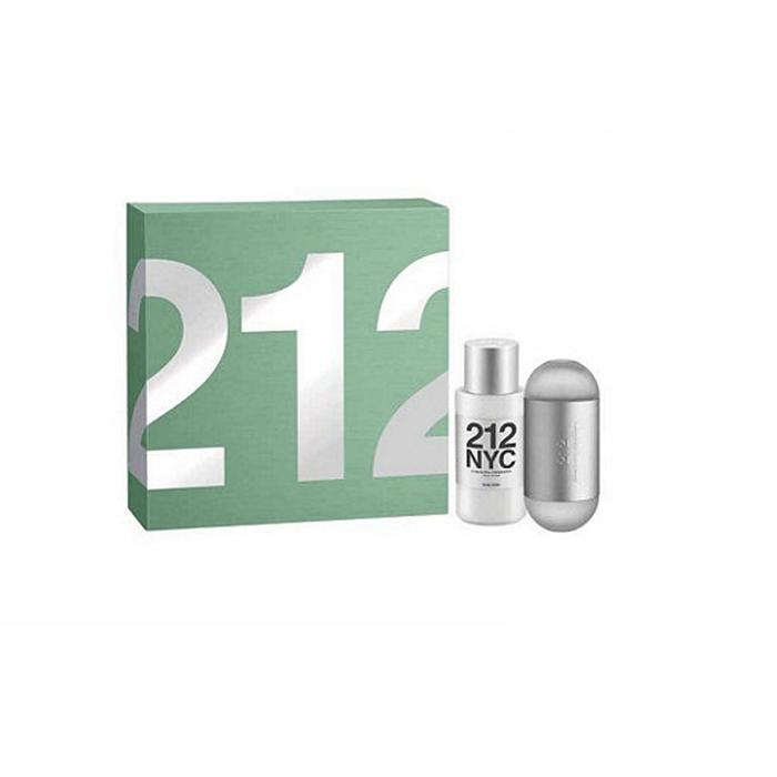 Carolina Herrera 212-тоалетна вода за жени 100 мл.+200 мл. лосион за тяло