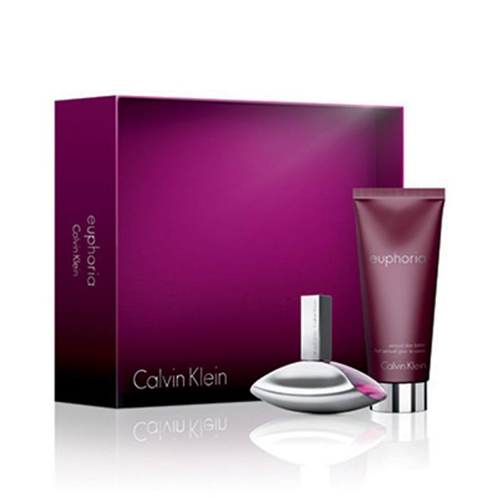 Calvin Klein Euphoria- парфюм за жени 50 мл.+лосион за тяло 200 мл.