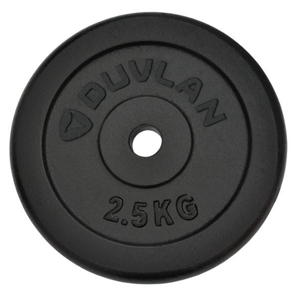 Диск стоманен 2,5 кг.