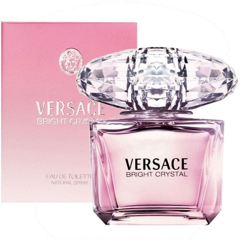 Versace Bright Crystal- тоалетна вода за жени 90 мл.- Тестер