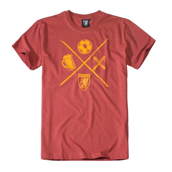 Мъжка тениска PG Wear X4