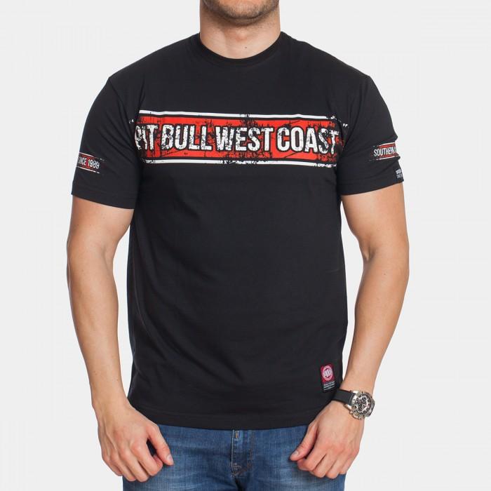Мъжка тениска Pit Bull Portrait