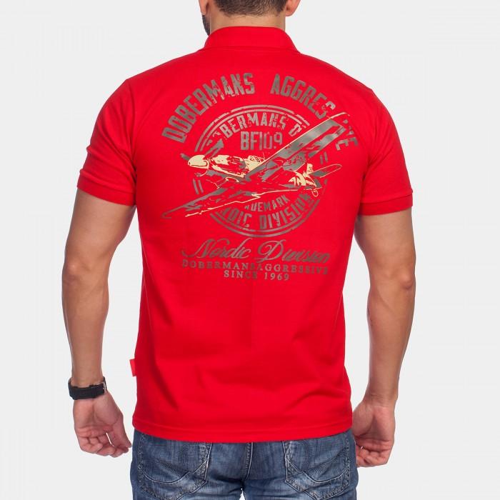 Мъжка тениска Doberman's BF 109