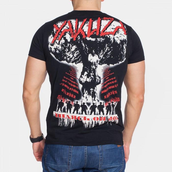 Мъжка тениска Yakuza TSB 609