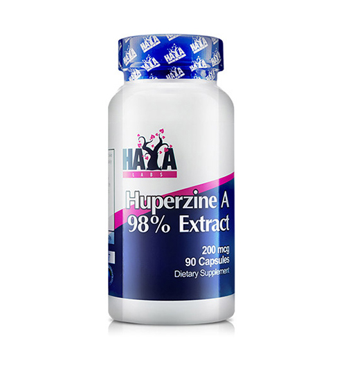 Huperzine A 98% Extract 200мкг. / 90 Капс.