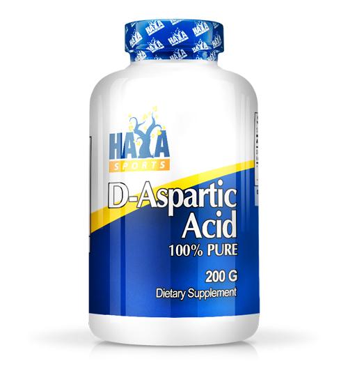 Sports D-Aspartic Acid 200гр.