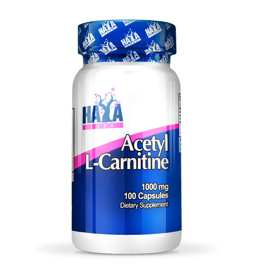 Acetyl L-Carnitine 1000мг / 100 Капс.