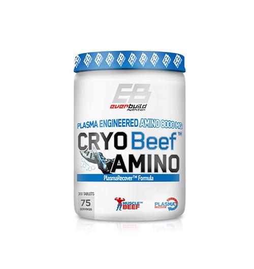 Cryo Beef Amino 8000мг. / 300табл.