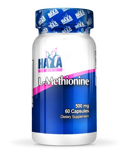 L-Methionine 500мг. / 60 Капс.