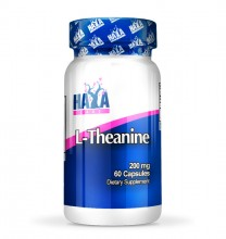 L-Theanine 200мг. 60 Капс.
