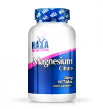 Magnesium Citrate 200мг. / 100 Табл.
