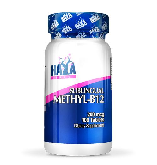 Methyl-B12 / 200мкг. / 100 Табл.