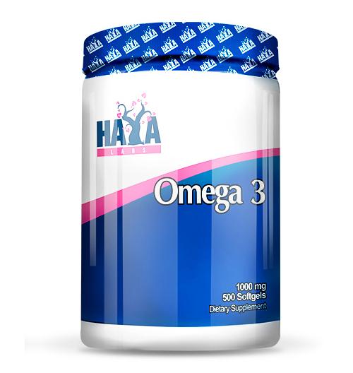 Omega 3 1000мг. / 500 Softgels