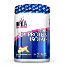100% Soy Protein Isolate / NON GMO 0.454кг.