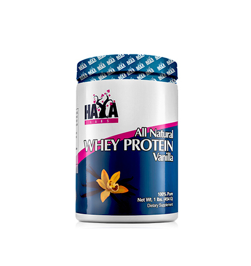 100% Pure All Natural Whey Protein / Vanilla