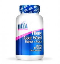 Goat Weed Extract 750 мг. + MACA / 90 Табл.