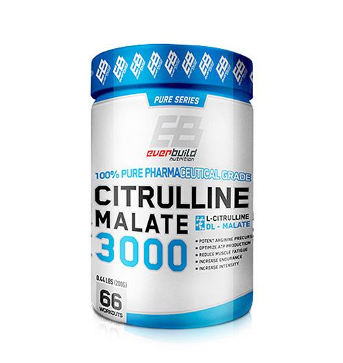 CITRULLINE MALATE 3000™ 0.200кг.