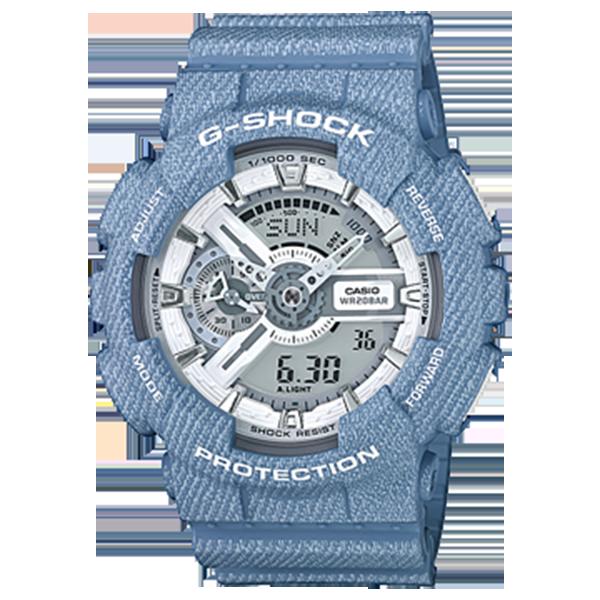 Мъжки часовник Casio G-Shock GA-110DC-2A7ER