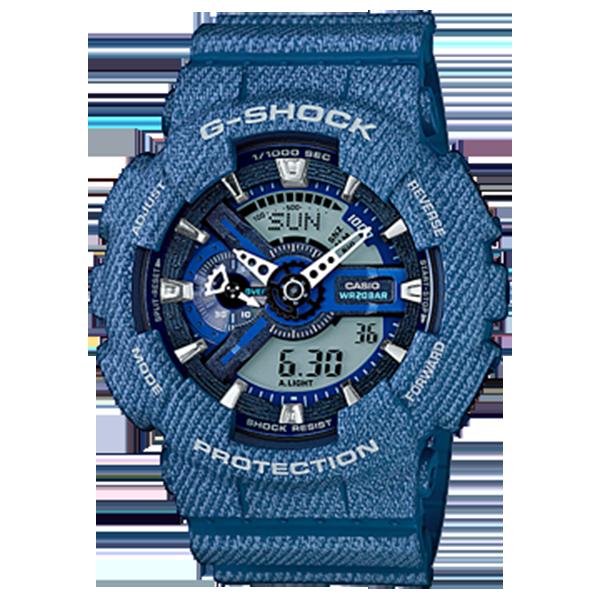 Мъжки часовник Casio G-Shock GA-110DC-2AER