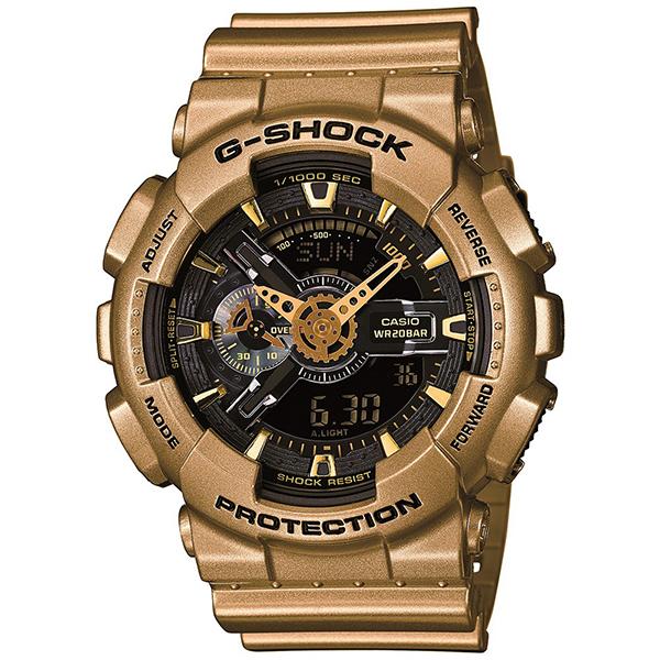 Мъжки часовник Casio G-Shock GA-110GD-9BER