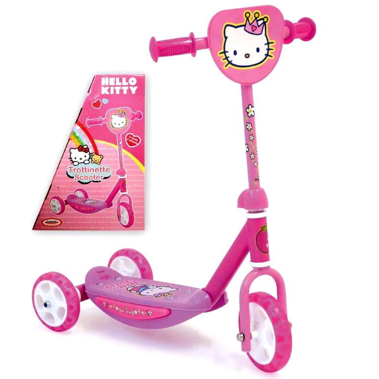 Триколка Hello Kitty