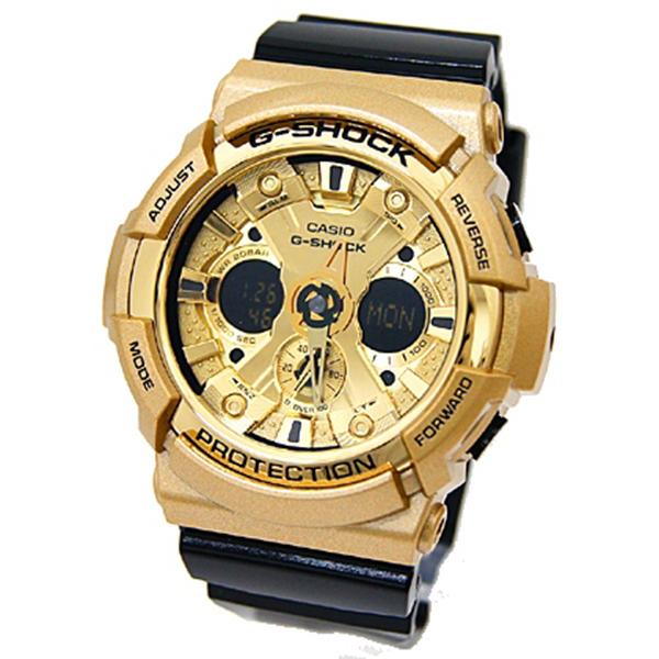 Мъжки часовник Casio G-Shock GA-200GD-9B2ER