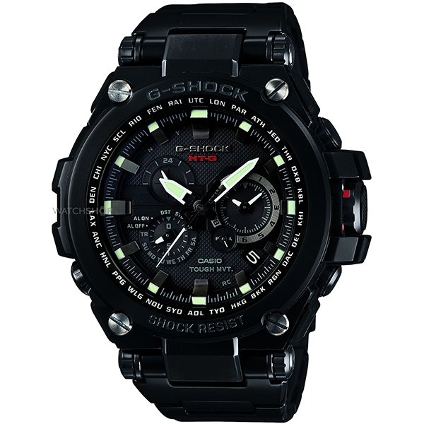 Мъжки часовник Casio G-Shock LIMITED EDITION MTG-S1000BD-1AER