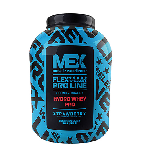 Flex Wheeler's Pro Line Hydro Whey