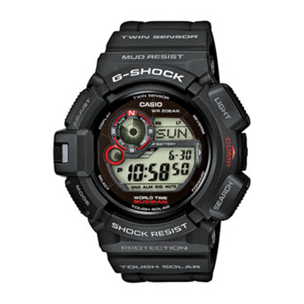 Мъжки часовник Casio G-Shock Solar G-9300-1ER
