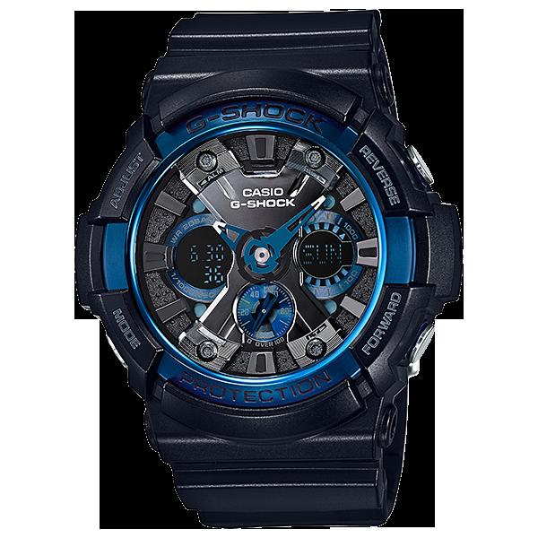 Мъжки часовник Casio G-Shock Limited Edition GA-200CB-1AER