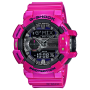 Мъжки часовник Casio G-Shock Bluetooth Music Control G'MIX GBA-400-4C