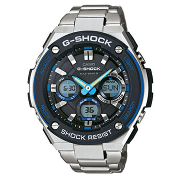 Мъжки часовник Casio G-Shock Wave Ceptor Solar GST-W100D-1A2ER