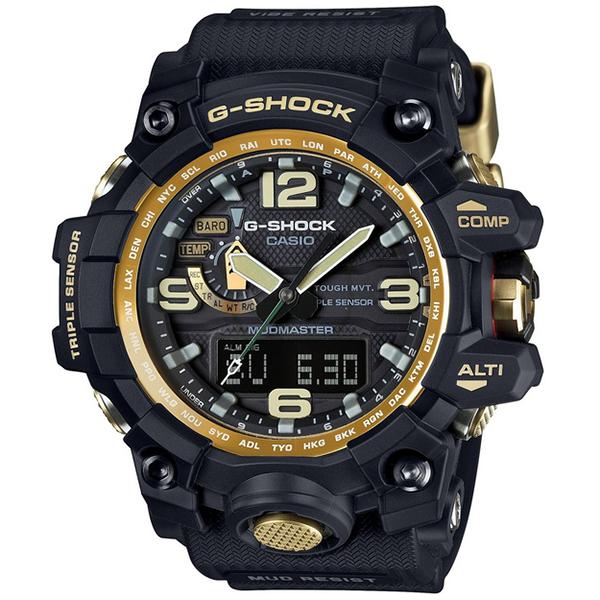 Мъжки часовник Casio G-Shock Mudmaster Gold Series Limited Edition GWG-1000GB-1A